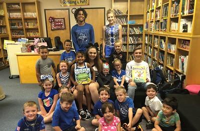 Elementary Friday Helpers