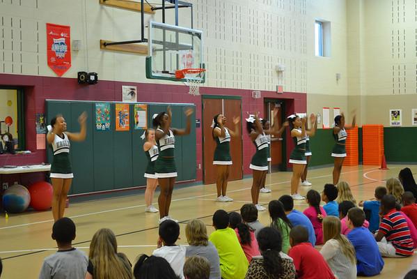 2014 Daulton Elementary STAAR Pep Rally