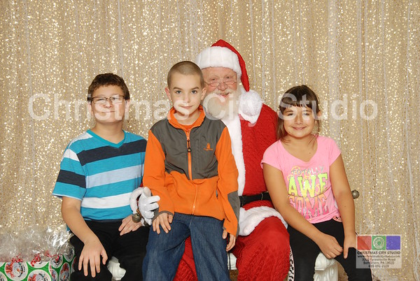 11/18/16 BWES Santa Shop