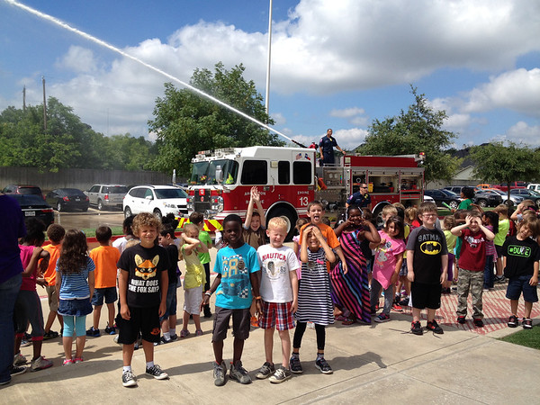 Carol Holt Elementary 2014 College and Career Day