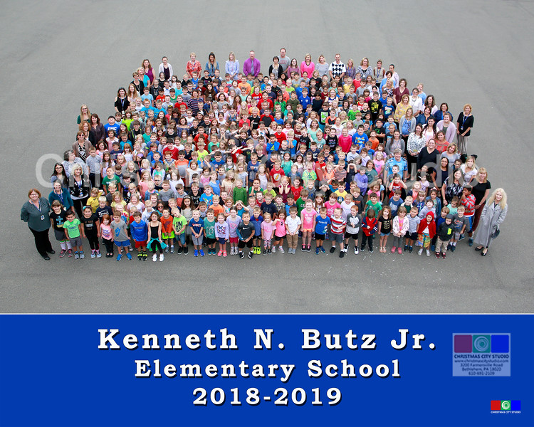 2018-2019  Whole School Group
