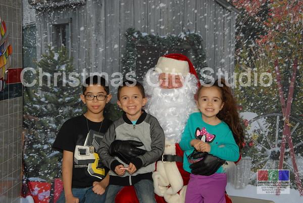 Christmas City Studio.12 02 16 Santa Shop Christmas City Studio