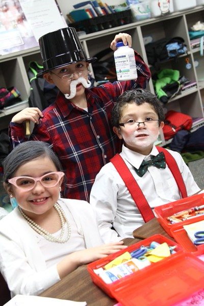 100 Day of School - 2015