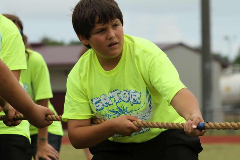 5th Grade Track Meet 2012