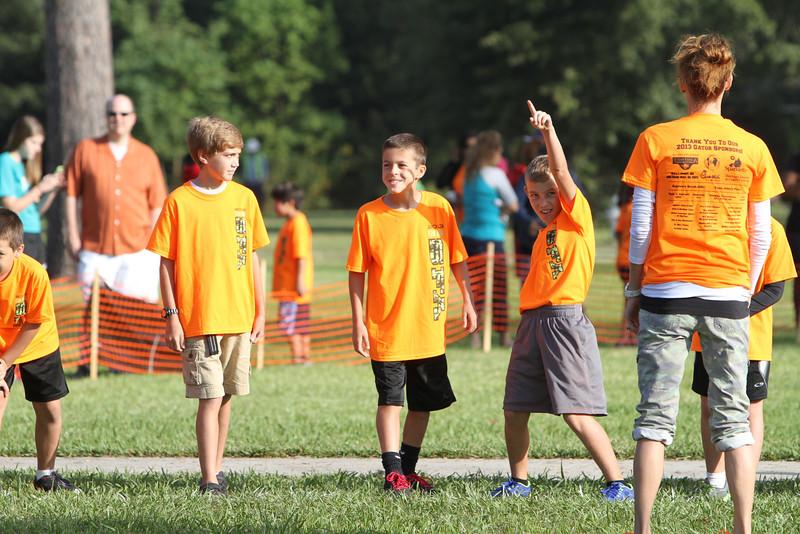 Fun Run & Fall Festival, 4th and 5th grade