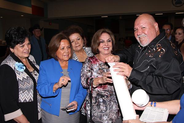 Dr. Antonio Bañuelos Dedication, October 30, 2014