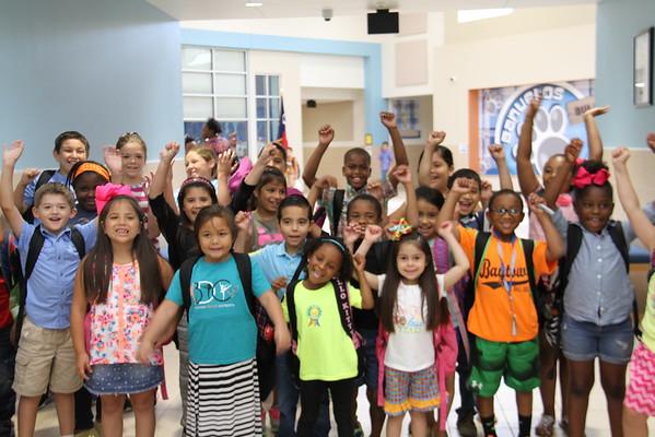 Last Day of School, June 4, 2015