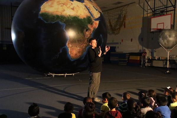 Orbit around the Earth