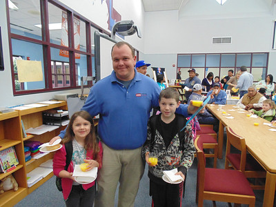 Dads and Donuts, March 7, 2014