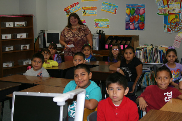 First Day of School 8/30/2012