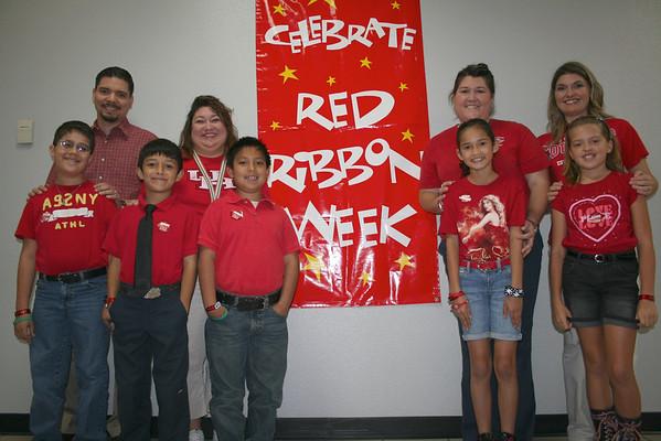 Red Ribbon Week 10/23/2012