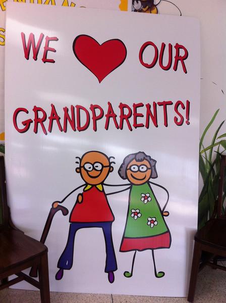 Grandparents Day, September 8, 2014