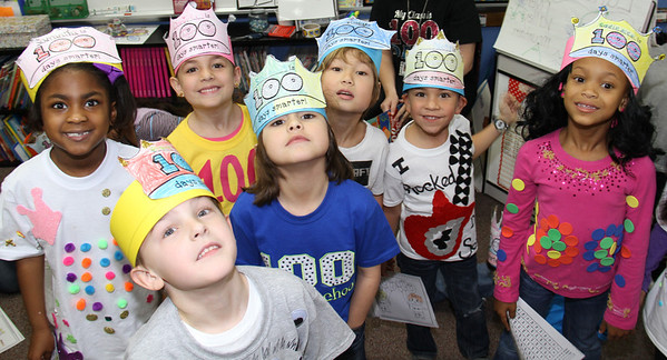100th Day of School 2014