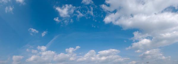 Clouds II No.  5325