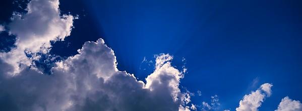 Clouds II No.  CB068268