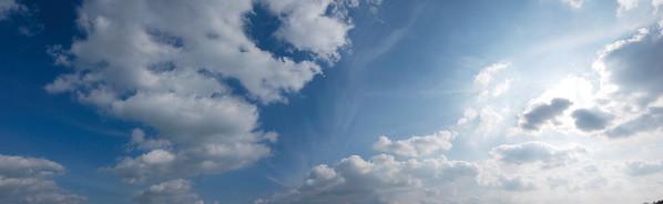 Clouds II No.  Wolken_Panorama2