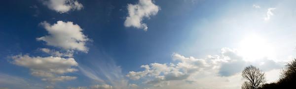 Clouds II No.  5324