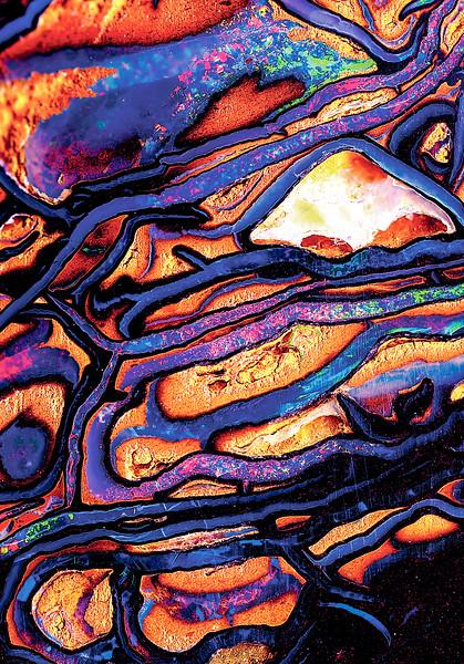Mineral Macro No.  4065