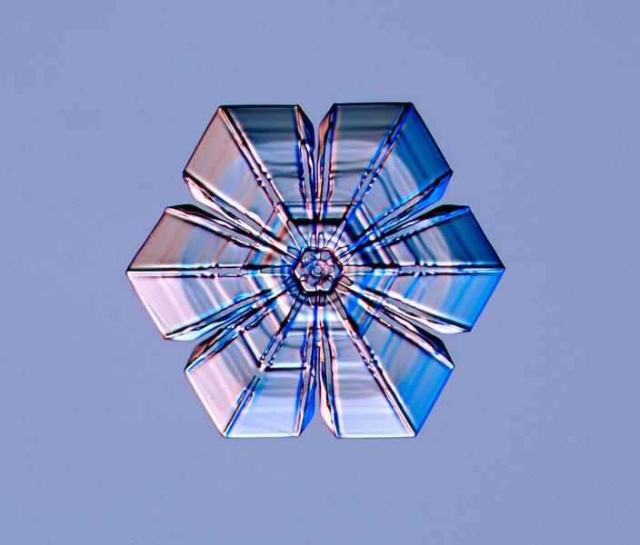 Snow Crystal No.  42-16889333