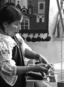 Ecuadoran Weaver