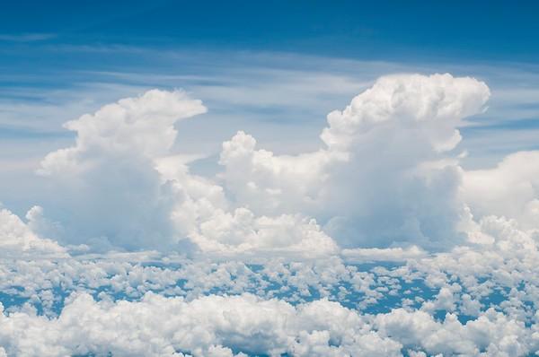 Clouds I No.  42-65991101