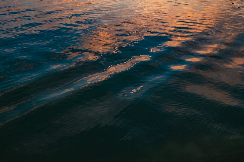 When Ripples Collide