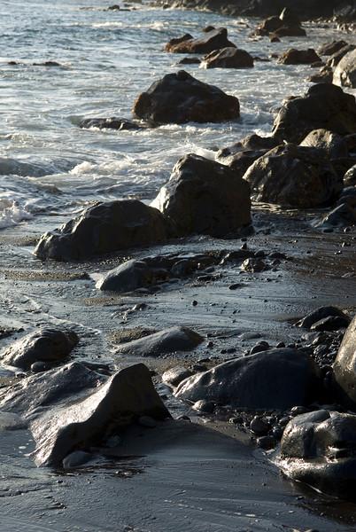 4133x6144, coastline, water, stones