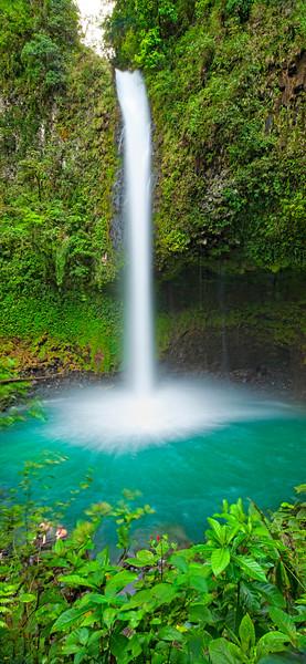BT Waterfall Nr.  La Fortuna waterfall
