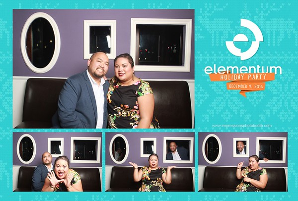 Elementum Holiday Party