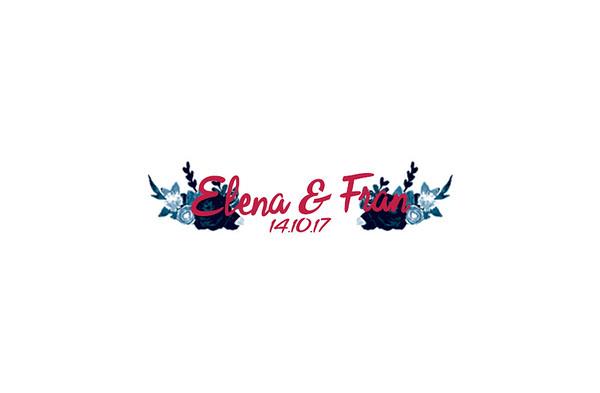 Elena & Fran - 14 octubre 2017
