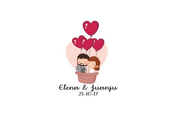 Elena & Juanju - 21 octubre 2017