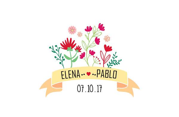 Elena & Pablo - 7 octubre 2017