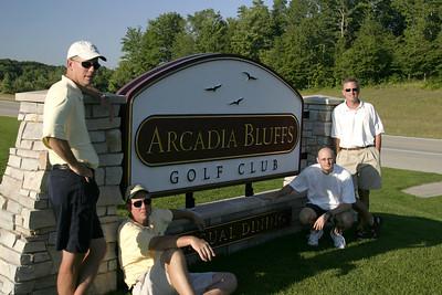 Arcadia Bluffs - 2005