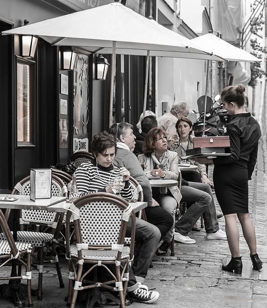 ELEGÂNCIA - Montmartre, Paris, 2016