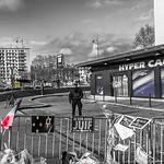 VIOL�NCIA - Vincennes, Fran�a, 2015
