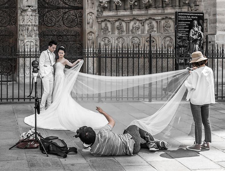 MALABARISMO - Notre Dame de Paris, 2011