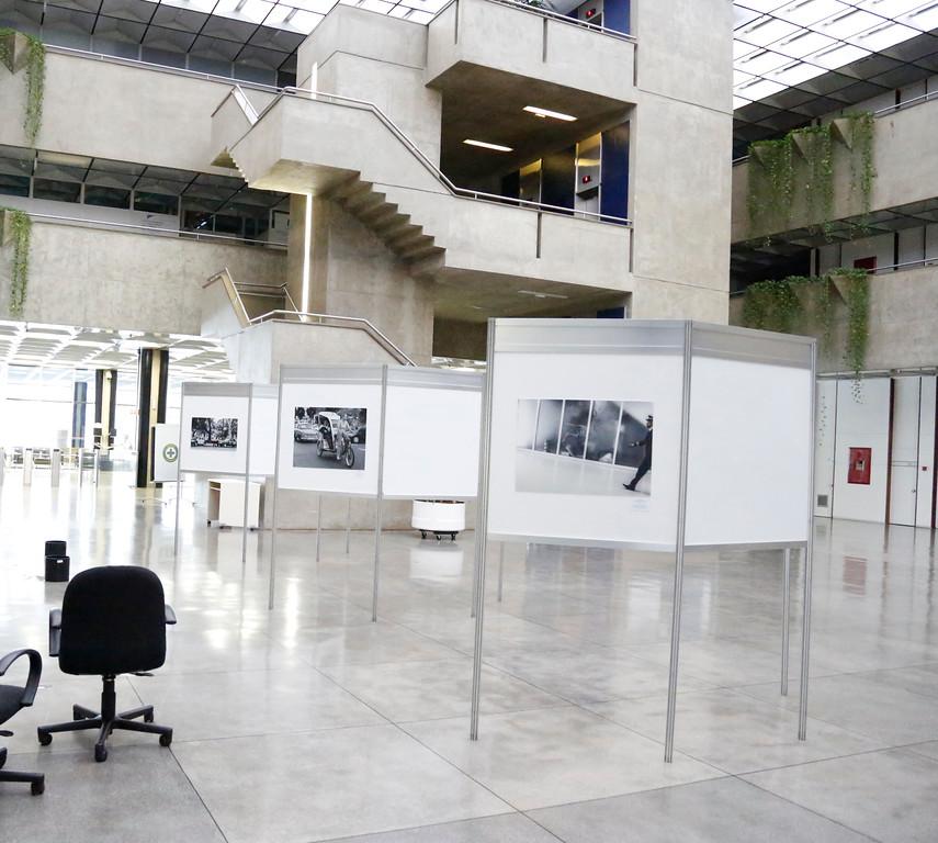 Exposição - Eletrosul (Florianópolis)