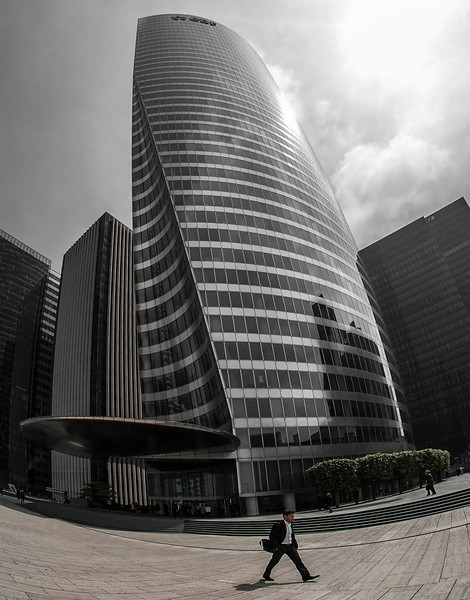 EXECUTIVO - La Défense, Paris, 2016
