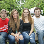 Wes Gunderson, Mariah Roxie, Jackie Timpermann and Ethan Miller.