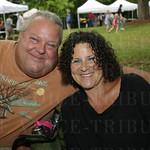 Doug Wearren, Jr. and Pam Buren.