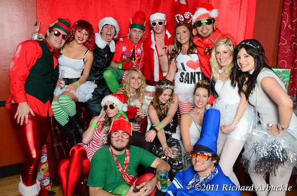 Ryan Wilson's Elf Party 12 3 2011