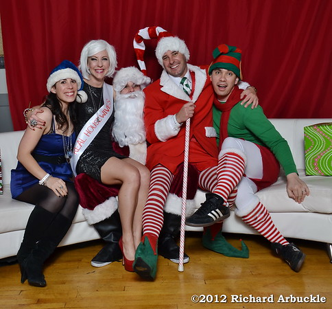 The Elf Party 2012