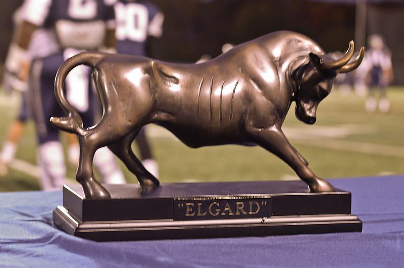 Elgard Bowl 2015  trophy
