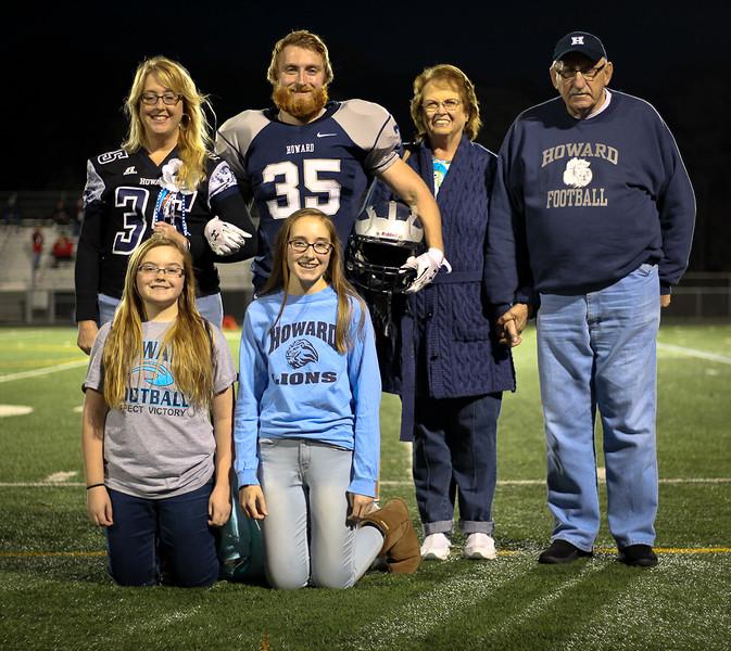 Elgard Bowl 2015 Zach R