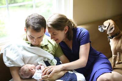 Elias & Family