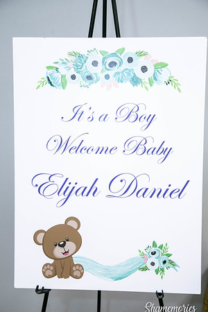 Elijah Daniel Baby Shower By Sweetly Coordinated Events