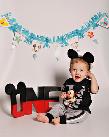 Elijah {Is ONE!}
