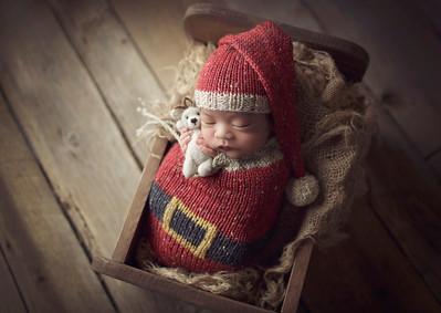 elijah alexander newborn