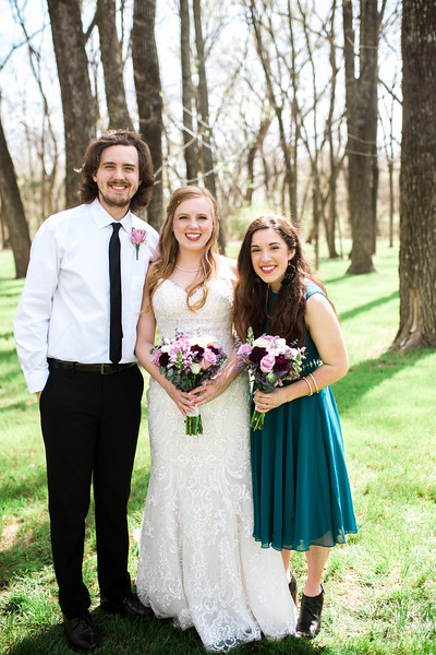 Elijah and Bethany are Married!!