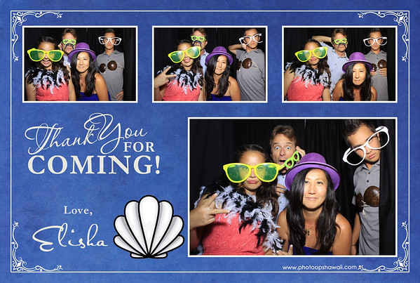 Elisha's Graduation Party (Fusion Portraits)